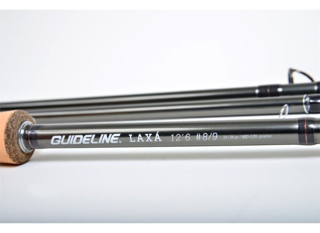 Guideline Laxa Salmon 12.6 Fot 8/9 Fluefiskesett