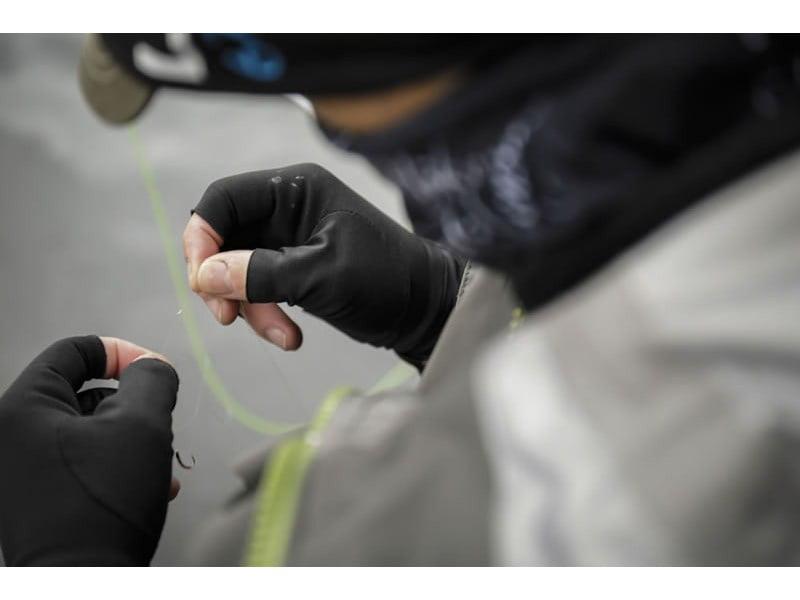 Guideline Fir-Skin Wind Proof Gloves Hansker & Sokker
