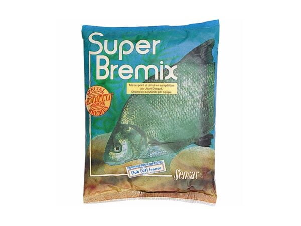 Sensas Super Bremix Bream 300gram Fortilsetning