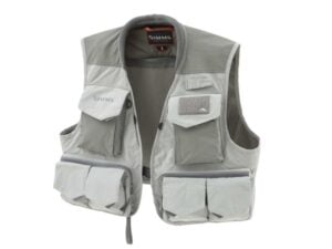Simms Freestone Vest Smoke Fiskevester