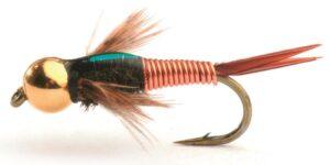 Copper John Nymfer