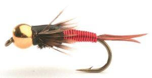 Copper John Red Nymfer