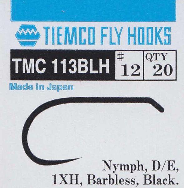 Tiemco TMC 113 BLH Fluekroker