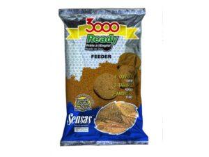 Sensas 3000 Ready Feeder 1.25kg Feederfor