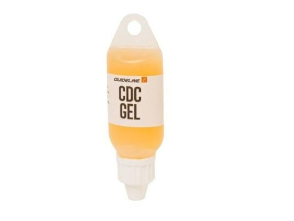Guideline CDC Gel Linedressing og Flytemiddel