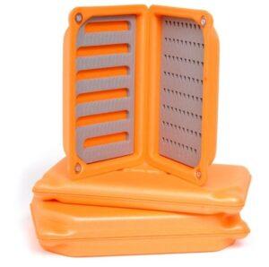 Guideline Ultralight Foam Box Orange Fluebokser