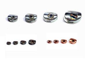 Fish Skull Baitfish Heads Small Cones, Beads & Øyne