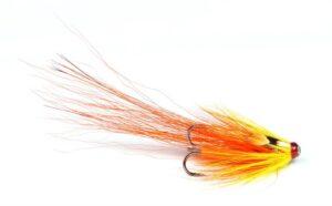 Duncan Orange Flamin Pig 1/2″ Laksefluer Tube