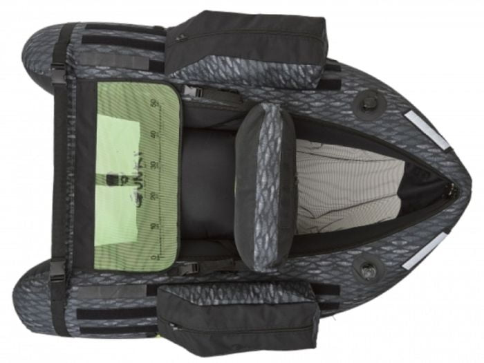 Gunki Furti-V Float Tube Bellybåt Bellybåt