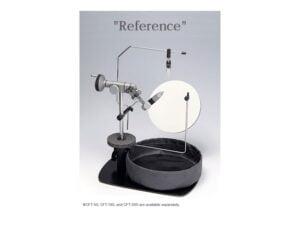 C&F Design Reference Pedestal Fly Tying Vise CFT-9000 Bindestikker