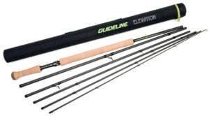 Guideline Elevation T-PAC 6-Delt 2-Hånds Tohånds Fluestenger