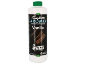 Sensas Aromix 0,5L Syrup Vanilla Lukt & Smak