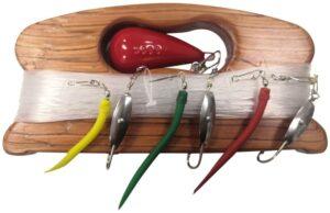 Sølvkroken Fiskeharpe Nr.1 Miljø Fiskeharper