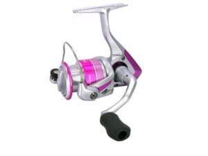 Okuma Pink Pearl 30 FD Haspelsneller