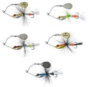Gunki Alvin Fly Spinner Baits