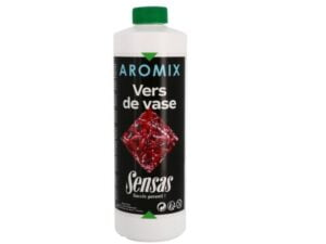 Sensas Aromix 0,5L Fjærmygg Lukt & Smak
