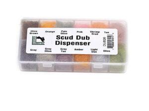 Scud Dub Dispenser Dubbing Dispenser