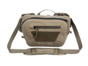 Simms Dry Creek Z Hip Pack 10 Liter Bags & Packs