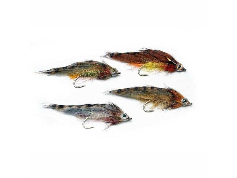 Articulated Fish Spine Shanks Fluekroker