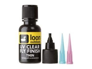 Loon UV Clear Fly Finish Lakk, Lim & UV