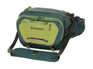 Simms Freestone Hip Pack Shadow Green Bags & Packs