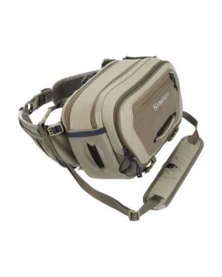 Simms Freestone Hip Pack Tan Bags & Packs