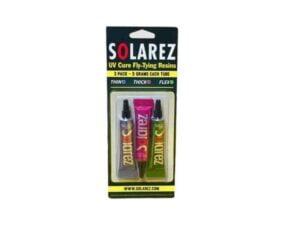 Solarez Uv 3 pack Lakk, Lim & UV
