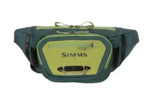 Simms Freestone Tactical Hip Pack Shadow Green Bags & Packs