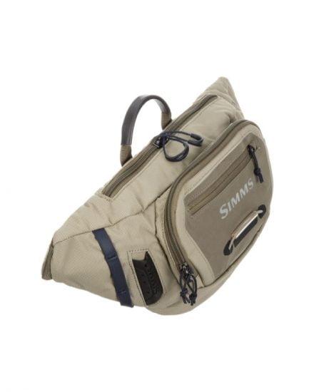 Simms Freestone Tactical Hip Pack Tan Bags & Packs