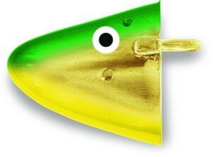 Rhino Bait Holder Gold Green Dolphin 3stk Rhino Produkter