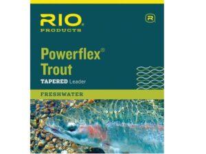 Rio Powerflex Trout 9 Fot Taperte Fortommer