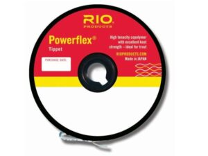 Rio Powerflex Tippet Fortomsmateriale
