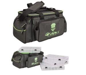 Gunki Iron T Box Bag Up Zander Pro Bags & Packs