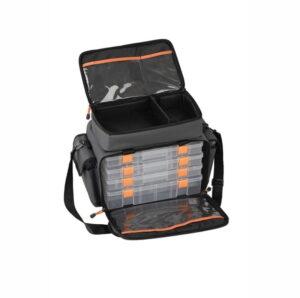 Savage Gear Lure Bag Large Med 6 Bokser Bags & Packs