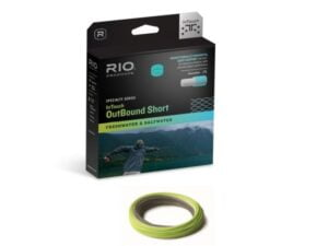 Rio Intouch Outbound Short Flyt-Intermediate WF Liner