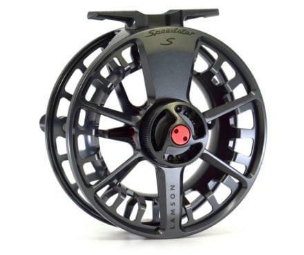 Lamson Speedster Dark Smoke Fluesneller