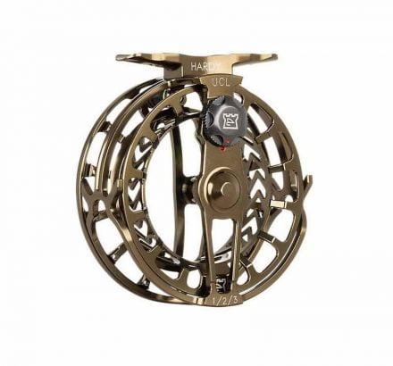 Hardy Ultraclick UCL Bronze Fluesneller