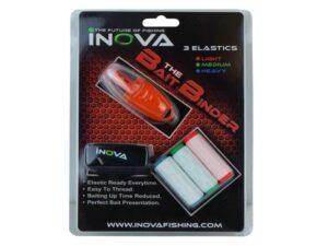 Inova Bait Binder Dispenser med 3 spoler Elastisk Agntråd Havfiske Tilbehør