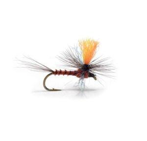 Profile Spinner Rusty Døgnfluer