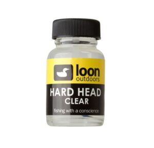 Loon Hard Head Clear Lakk, Lim & UV