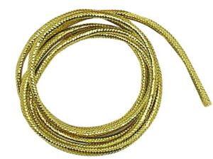 Mylar Piping Gold Syntetisk