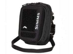 Simms Freestone Chest Pack Black Bags & Packs
