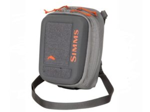 Simms Freestone Chest Pack Pewter Bags & Packs