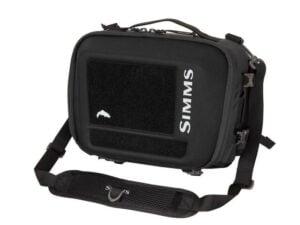 Simms Freestone Hip Pack Black Bags & Packs