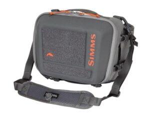 Simms Freestone Hip Pack Pewter Bags & Packs